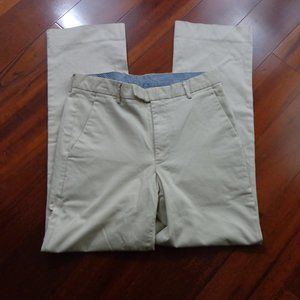 GAP MENS FLAT FRONT CHINOS STRAIGHT FIT 32X